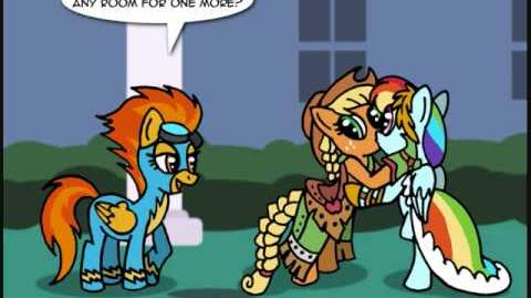 MLP Comics The Appledash Last Resort