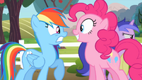 Pinkie Pie &#39;Cider was great&#39; S2E15