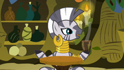 "Zecora ""it's an abuse of power!"" S3E5"