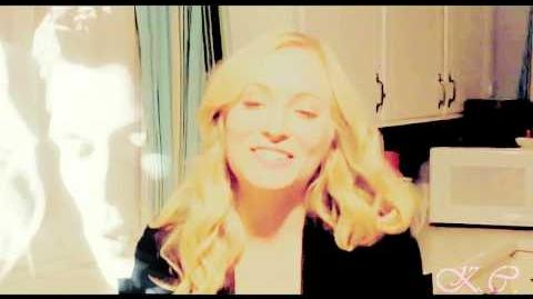 Candice Accola The Voice Of Reason