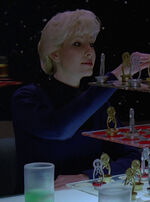 Female chess player, 2365
