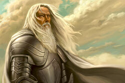 Barristan Selmy by Mike Capprotti, Fantasy Flight Games