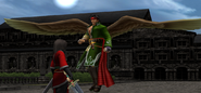 FE9 Hawk (Untransformed) -Tibarn-