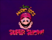 Super Mario Bros. Super Show (Title Card)