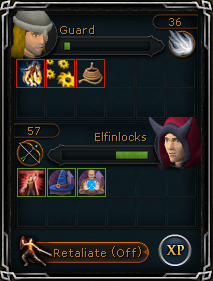 Weakness interface