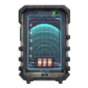 Black Hat Menu Icon BOII