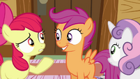 Apple Bloom 'Sure' S3E06