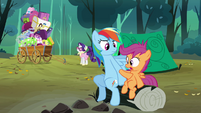 Scootaloo &#39;Not me&#39; S3E6