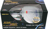 Fun Source USS Enterprise-D CD Holder