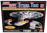 Remco Steel Tec USS Enterprise-D