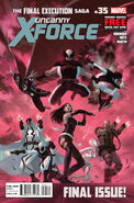 Uncanny X-Force Vol 1 35