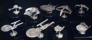 Rawcliffe Star Trek starships