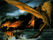 Smaug lake