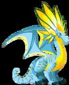 Dragón Fluorescente Fase 3