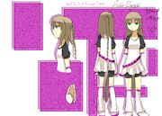 Aiko Ryoshi Append Design