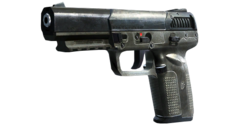 Five-seven Menu Icon BOII