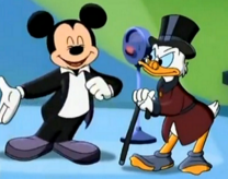 Mickey&amp;Gilito HouseOfMouse