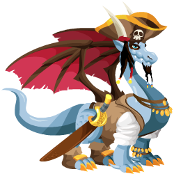 Dragón Pirata - Wiki Dragon City