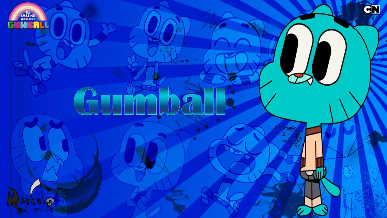 Panel de navegación de El increíble mundo de Gumball Wiki