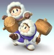Ice Climbers SSBU