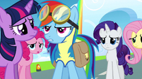 Rainbow Dash not anymore S3E7
