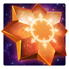 Iso-8 Crystal Orange