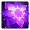 Iso-8 Crystal Purple