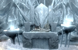 Karstaag Throne