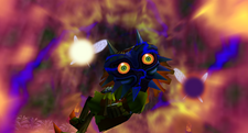 180px-Skull Kid Cursing Link