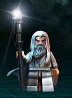Saruman lego figure final image