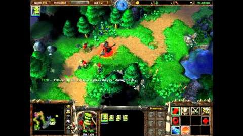 ParaFreak Warcraft III Reign of Chaos Prolouge Chasing Vision.