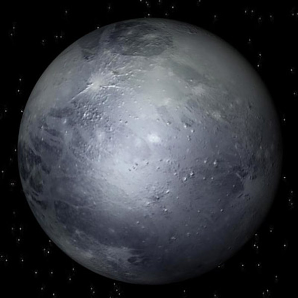 detailed pictures of pluto planet - photo #12