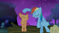 Rainbow &#39;unless somepony&#39;s shaking&#39; S3E06