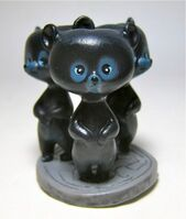 Hubert Harris Hamish Bears figurine