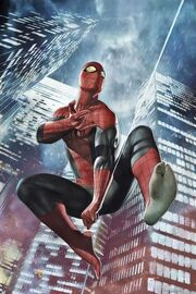 Superior Spider-Man Vol 1 1 Granov Variant Textless