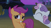 Sweetie Belle &#39;You don&#39;t have to ask me twice!&#39; S3E06
