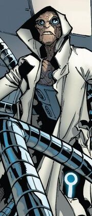 Peter Parker as Doctor Octopus