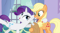 Rarity give for somepony S3E9