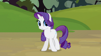 Rarity now first S3E9
