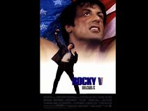 1990-rocky-v-poster Black Background