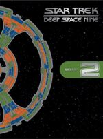 DS9 Season 2 DVD-Region 1