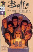 Buffy the Vampire Slayer Vol 1 50