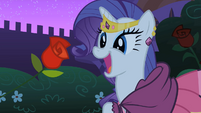 "Blueblood ""offers"" Rarity a rose S01E26"