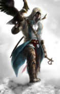 Connor Kenway fan art