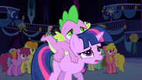 Twilight &#39;My vision was right&#39; S1E1