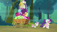 Rarity classic moment S3E6