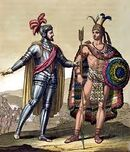 Montezuma and cortez