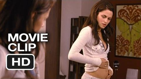 The Twilight Saga Breaking Dawn - Part 1 (5 9) Movie CLIP - I'm Late (2011) HD