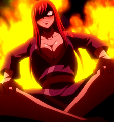 Image - Drunk Erza.png - Fairy Tail Wiki, the site for Hiro Mashima's