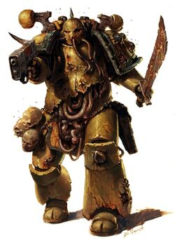 Plague Marine